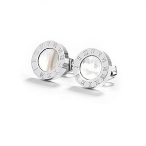 Other - Roman Numeral Stud Earrings